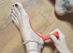 feet dt